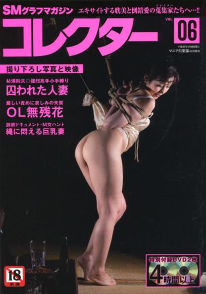 SMグラフマガジン コレクターVOL.6 2015年 04 月号