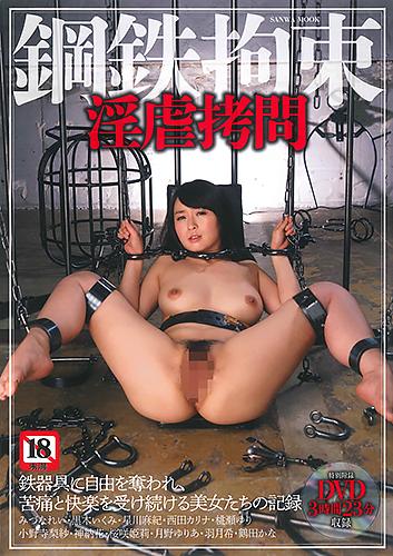 鋼鉄拘束淫虐拷問