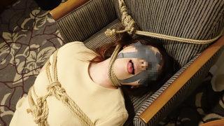 被虐願望を叶えたマゾヒスト 真宵【打擲、マゾ穴検査、変態オナニー】動画