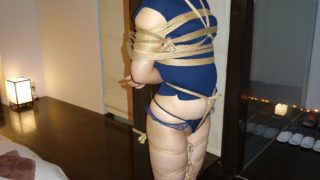 縄に取り憑かれた私と緊縛に憧れるさとみが初めて緊縛プレイをした日 後編